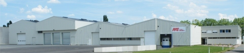 Site de PPS à Saumur